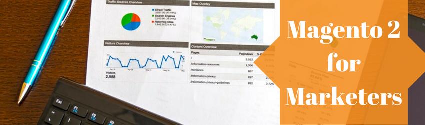 analytics data on screen